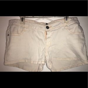 Very Light pink women's shorts